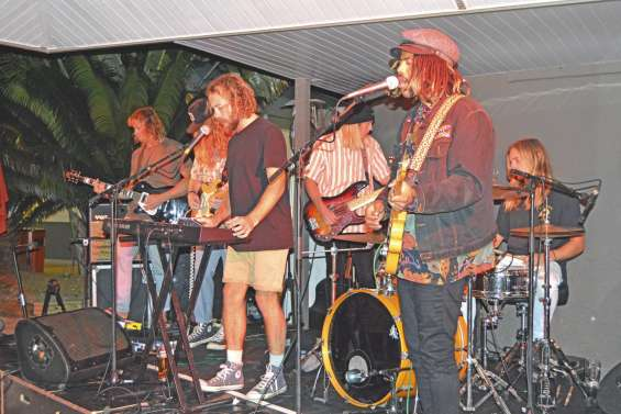 L'alchimie rock made in Sydney d'Ocean Alley