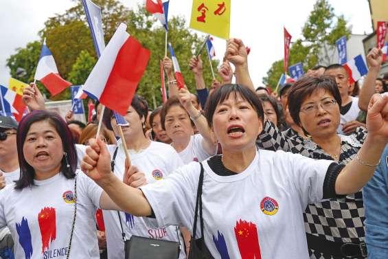 Les Chinois de Paris ont crié leur mal-être