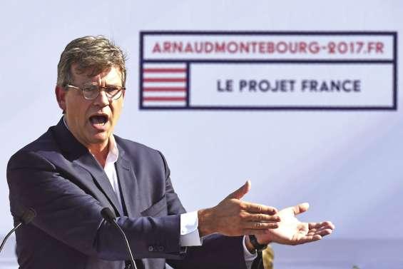 Montebourg part à l'assaut de Hollande