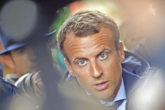 Démission annoncée d'Emmanuel Macron