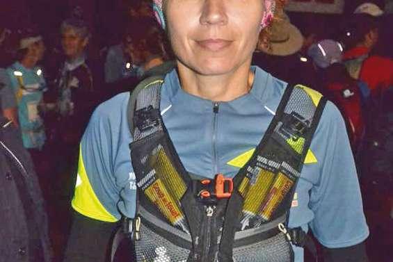 Carole Keravec dompte le Mont-Blanc