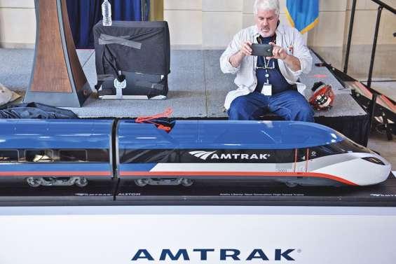 TGV du futur : la SNCF choisit Alstom