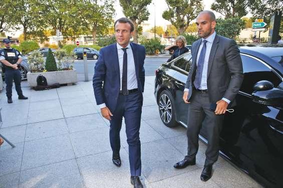 Macron, un rival potentiel pour Hollande en 2017