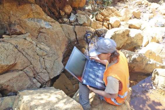 Le traçage des eaux souterraines livre ses premiers résultats
