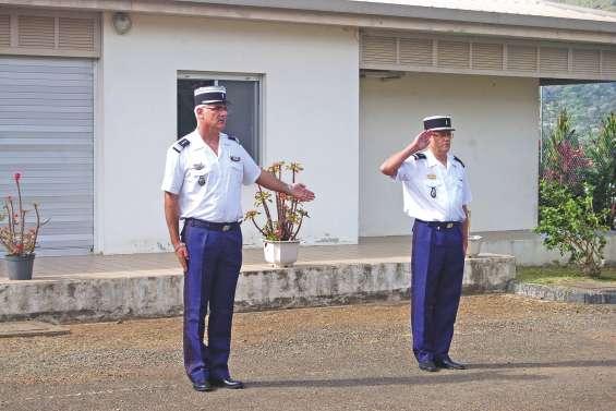 Un nouveau commandant à la tête des gendarmes