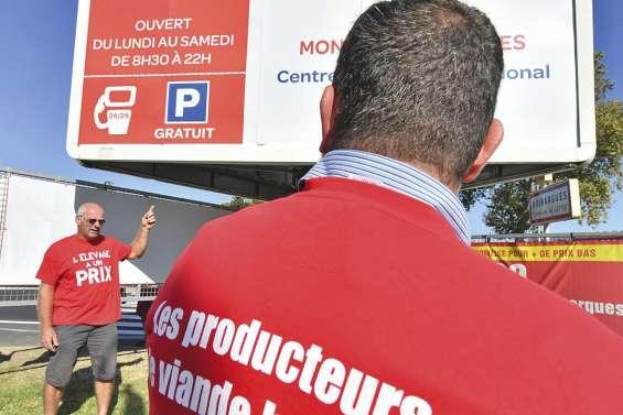 Viande bovine : un accord avec Carrefour