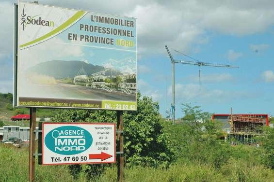À VKP, le monde de l'immo a les yeux rivés sur Koniambo