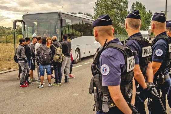 Accueil des migrants : des communes réticentes