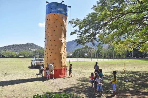 La traditionnelle kermesse des écoles s'est déroulée sous le soleil
