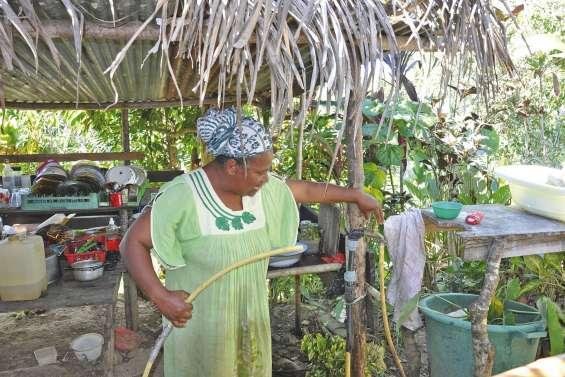 Quatre tribus de Bondé à sec