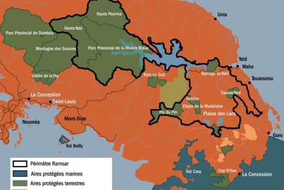 Potentiel vert pour le Grand Sud