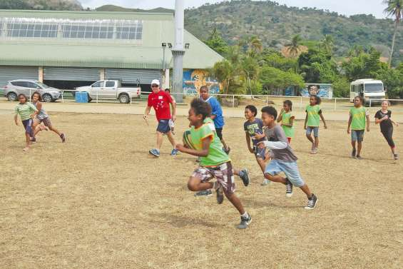 Les écoliers de Canala remportent  la finale de sports collectifs