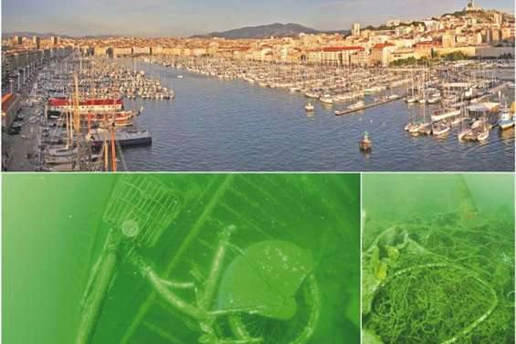 Le Vieux Port de Marseille passé au peigne fin