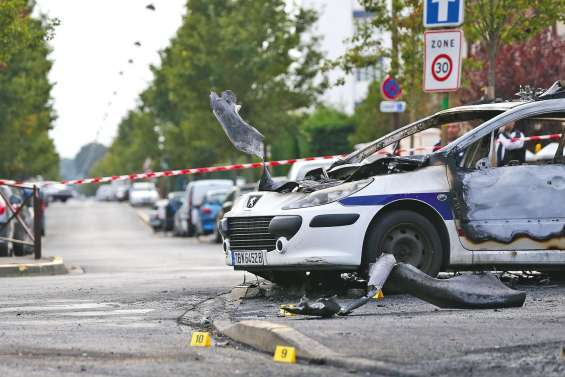 Pronostic vital engagé pour un policier