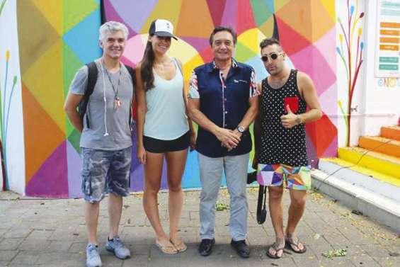 Le musée du street art de Papeete est né