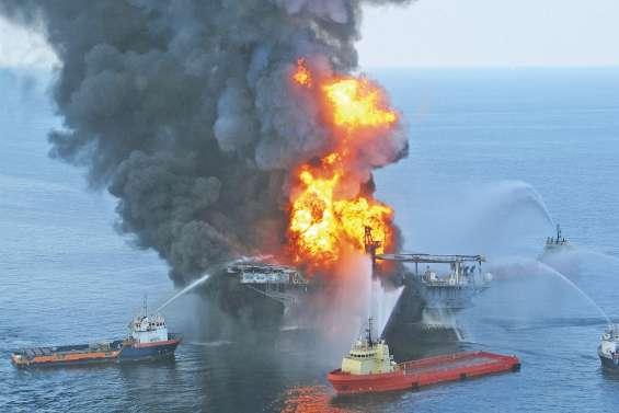 BP abandonne les forages dans la Grande baie