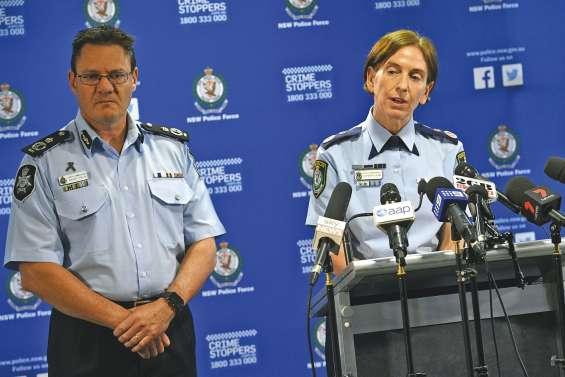 Deux adolescents interpellés à Sydney