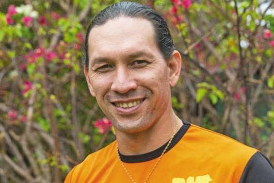 Teheiura, l'invité de Tahiti Quest