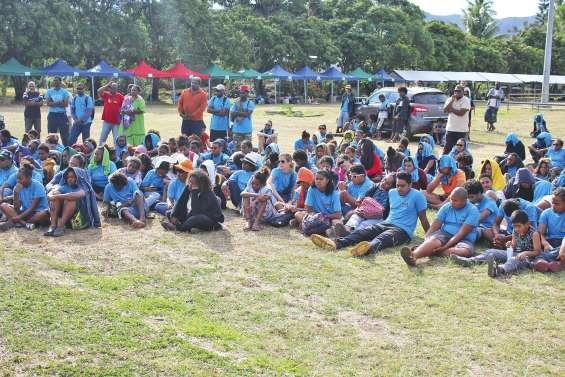 Deux cent trente jeunes du pays se rencontrent au Challenge Michelet
