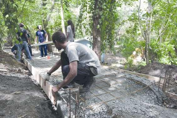 La grotte de Bangou accessible aux handicapés