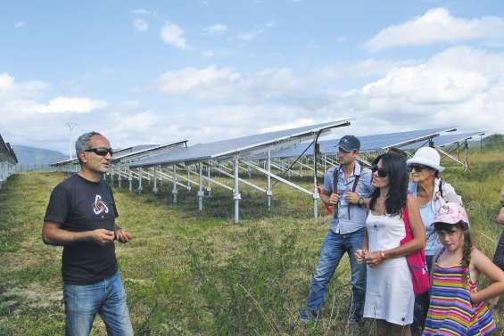Le solaire expliqué au grand public