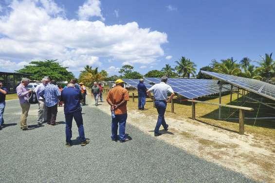 La transition énergétique  est lancée sur Lifou
