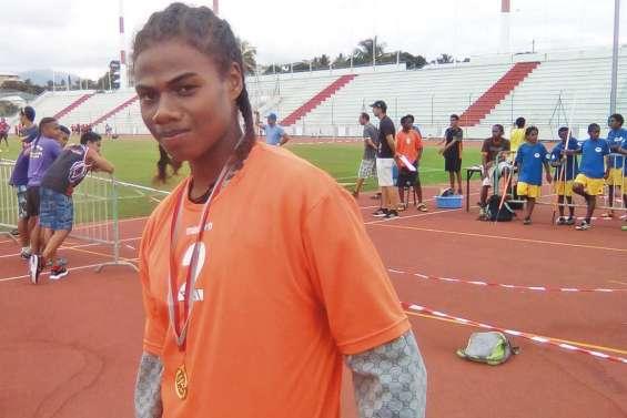 Les jeunes d'Ouvéa brillent en athlétisme