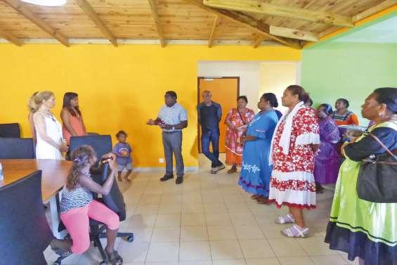 Le projet de Cauva présenté aux Îles