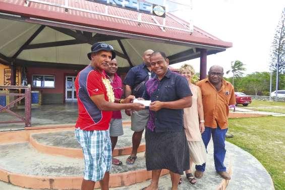 Une collecte  en soutien à Fidji
