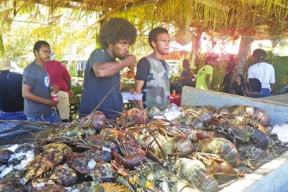 La tribu de Goro fête  la mer ce week-end
