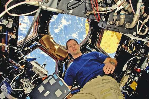 Thomas Pesquet, un plombier dans l'espace