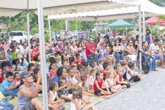 Notre Dame et Les Bégonias fêtent  la fin de l'année scolaire les premiers