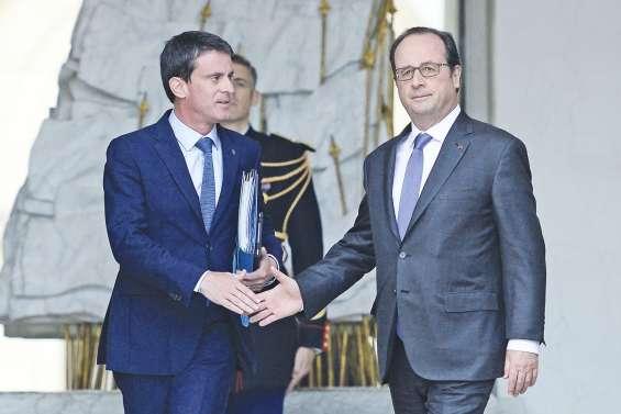 Valls rentre dans le rang