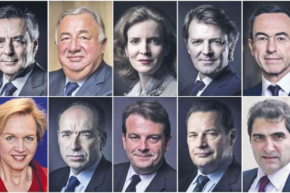 François Fillon remanie Les Républicains