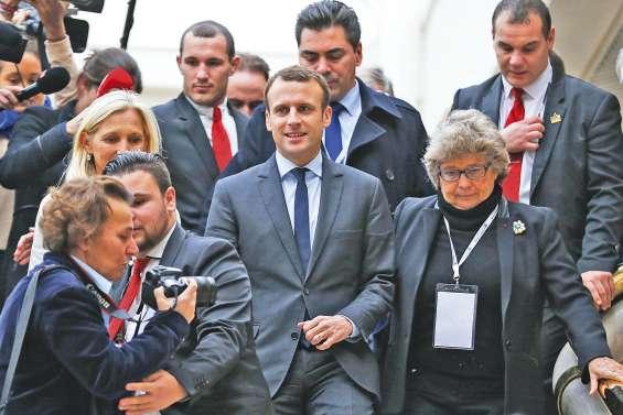 Macron refuse toute participation à la primaire
