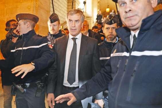 Trois ans de prison ferme pour Jérôme Cahuzac