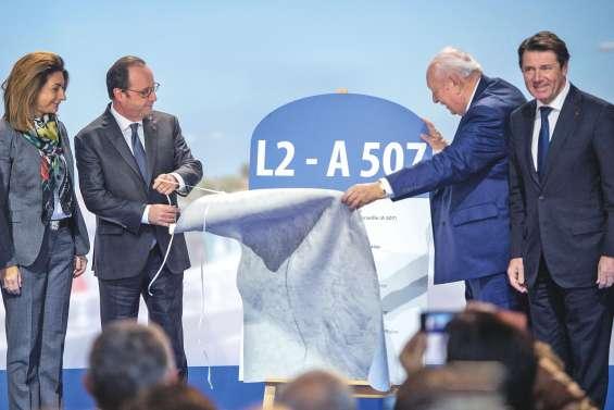 Marseille a enfin son autoroute urbaine