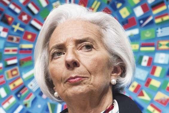 Affaire Tapie : Christine Lagarde à la barre