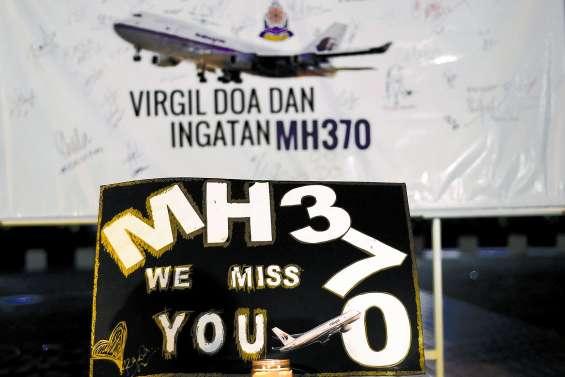 Les recherches du MH370 arrêtées