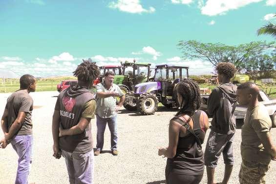 Le nouveau CAP Maintenance  des matériels agricoles se dévoile