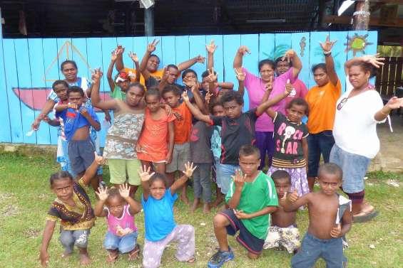 Des vacances au grand air  à la tribu de Wedrumel