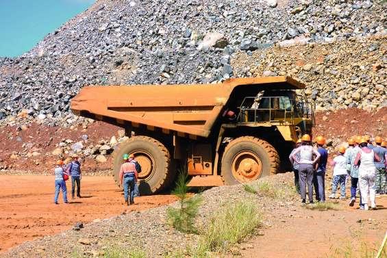 Une visite de mine à réserver