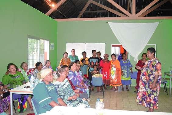 Elles œuvrent pour le bien-être de la tribu depuis plus de 40 ans