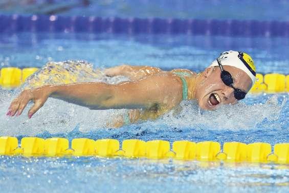 Lara Grangeon veut voir plus long et hors des bassins