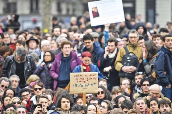 Manifestations anticorruption dans plusieurs villes