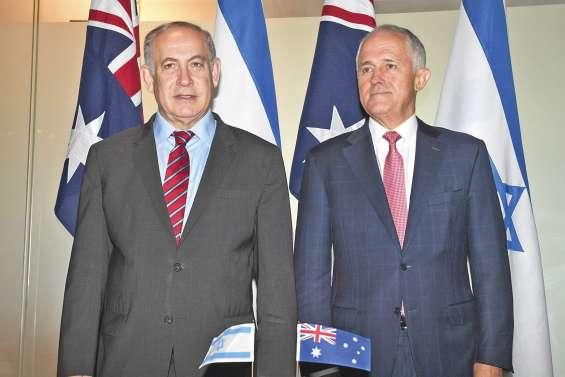Turnbull soutient les colonies israéliennes
