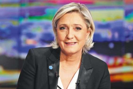 Une proche de Le Pen mise en examen