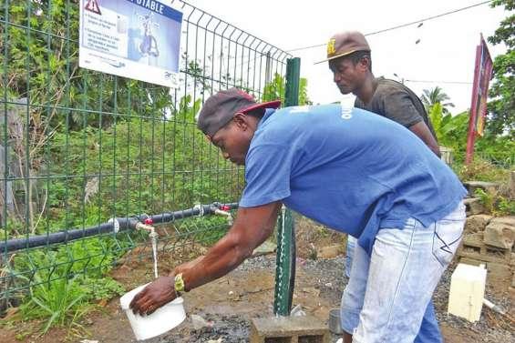Pénurie d'eau : un plan d'urgence à Mayotte