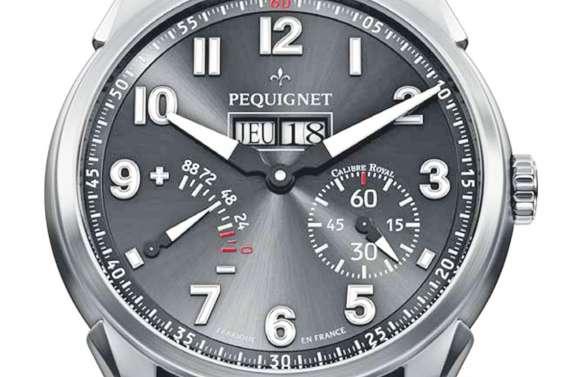 L'horloger de luxe Pequignet sauvé