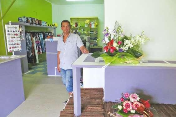 Un amour de nouvelle boutique